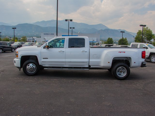 2019 Silverado 3500 Crew Cab 4x4,  Pickup #DT09463 - photo 5