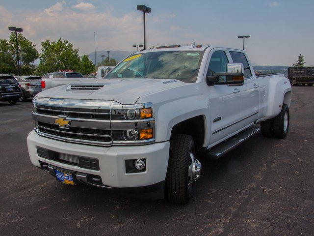2019 Silverado 3500 Crew Cab 4x4,  Pickup #DT09463 - photo 6