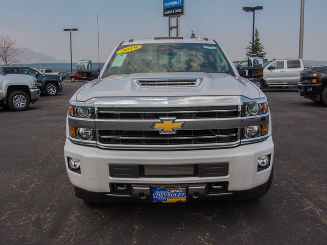2019 Silverado 3500 Crew Cab 4x4,  Pickup #DT09463 - photo 7