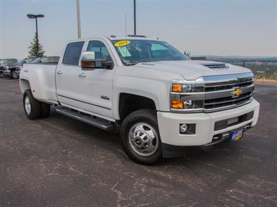 2019 Silverado 3500 Crew Cab 4x4,  Pickup #DT09463 - photo 2