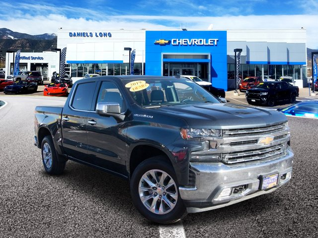 2019 Silverado 1500 Crew Cab 4x4,  Pickup #DT46809 - photo 1