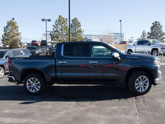 2019 Silverado 1500 Crew Cab 4x4,  Pickup #DT46809 - photo 6