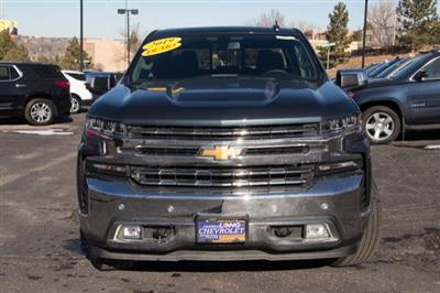 2019 Silverado 1500 Crew Cab 4x4,  Pickup #DT46809 - photo 8