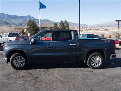 2019 Silverado 1500 Crew Cab 4x4,  Pickup #DT46809 - photo 3
