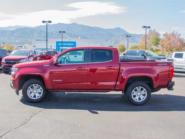 2018 Colorado Crew Cab 4x4,  Pickup #DT46832 - photo 6
