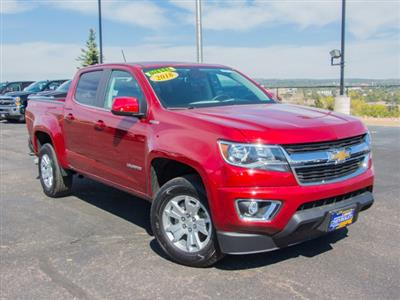 2018 Colorado Crew Cab 4x4,  Pickup #DT46832 - photo 3