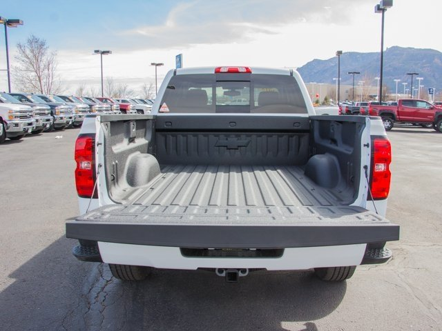 2018 Silverado 1500 Double Cab 4x4, Pickup #DT66767 - photo 5