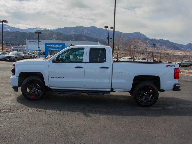 2018 Silverado 1500 Double Cab 4x4, Pickup #DT66767 - photo 6