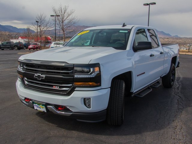 2018 Silverado 1500 Double Cab 4x4, Pickup #DT66767 - photo 7