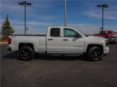 2018 Silverado 1500 Double Cab 4x4, Pickup #DT66767 - photo 4