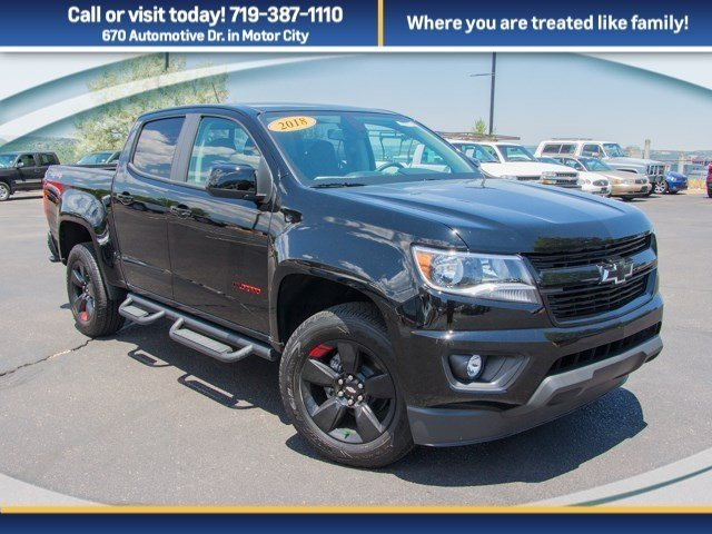 2018 Colorado Crew Cab 4x4,  Pickup #DT76449 - photo 3