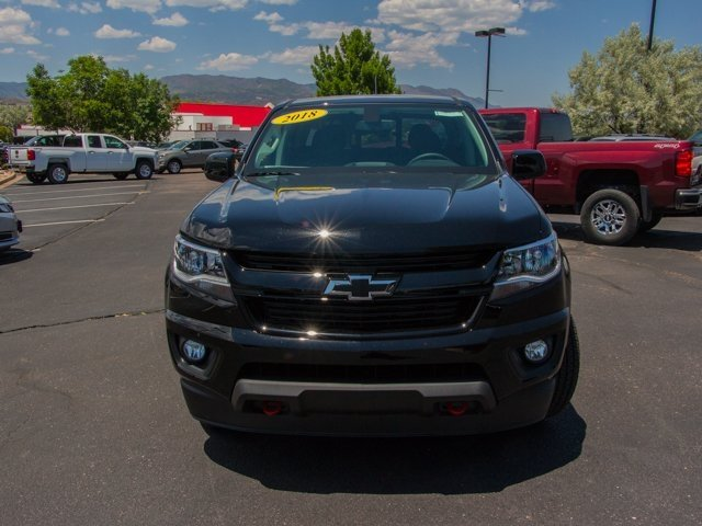 2018 Colorado Crew Cab 4x4,  Pickup #DT76449 - photo 7