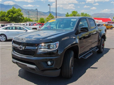 2018 Colorado Crew Cab 4x4,  Pickup #DT76449 - photo 6