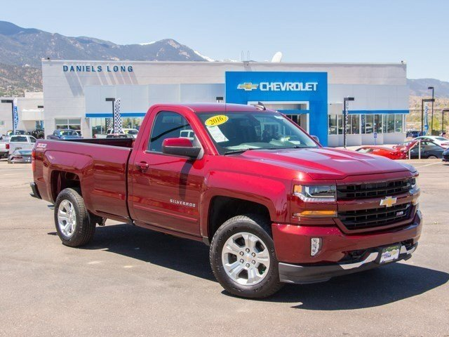 2016 Silverado 1500 Regular Cab 4x4 Pickup #V3393 - photo 3