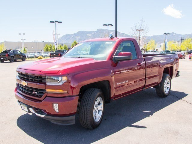 2016 Silverado 1500 Regular Cab 4x4 Pickup #V3393 - photo 6