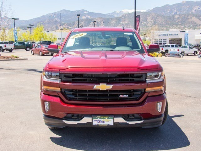 2016 Silverado 1500 Regular Cab 4x4 Pickup #V3393 - photo 7