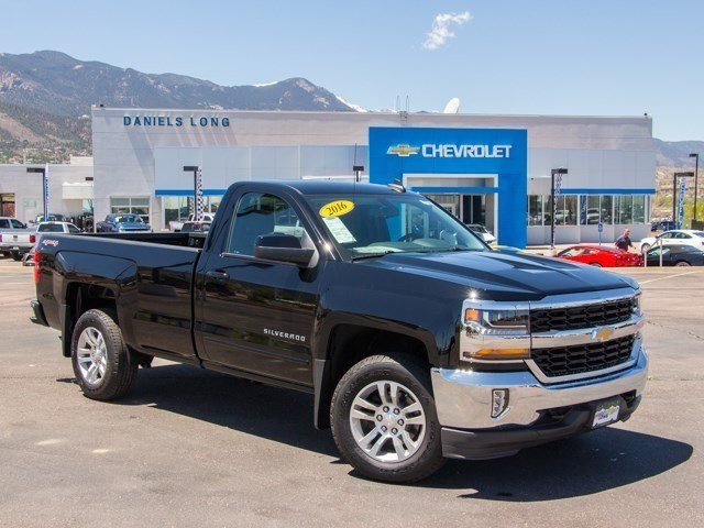 2016 Silverado 1500 Regular Cab 4x4, Pickup #V3633 - photo 3