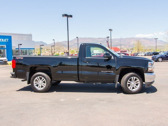 2016 Silverado 1500 Regular Cab 4x4, Pickup #V3633 - photo 4