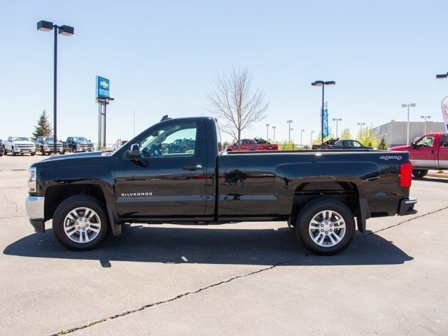 2016 Silverado 1500 Regular Cab 4x4, Pickup #V3633 - photo 6
