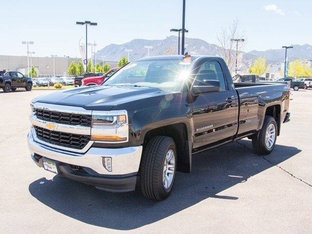 2016 Silverado 1500 Regular Cab 4x4, Pickup #V3633 - photo 7