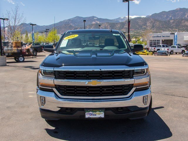 2016 Silverado 1500 Regular Cab 4x4, Pickup #V3633 - photo 8
