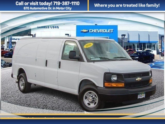 2016 Express 3500 Cargo Van #V3742 - photo 2