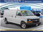 2016 Express 3500 Cargo Van #V3742 - photo 1