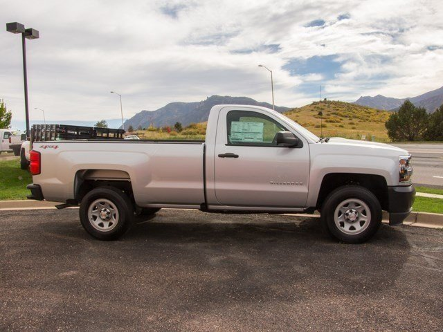 2016 Silverado 1500 Regular Cab 4x4, Pickup #V3858 - photo 3