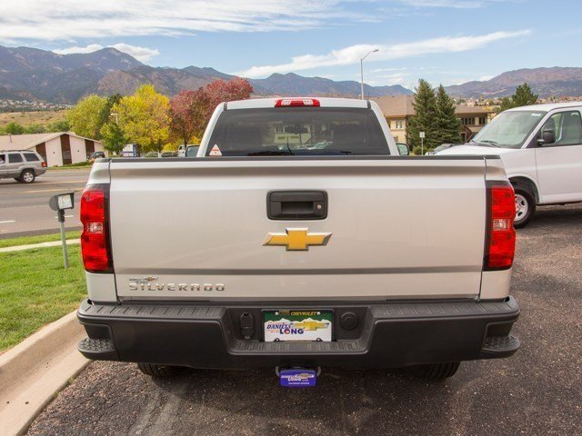 2016 Silverado 1500 Regular Cab 4x4, Pickup #V3858 - photo 2