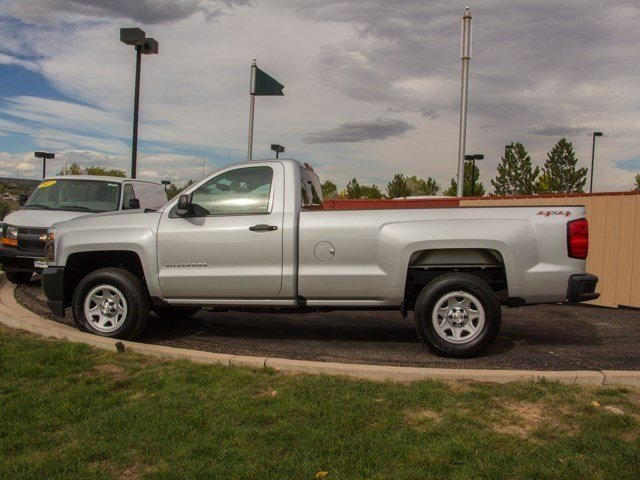 2016 Silverado 1500 Regular Cab 4x4, Pickup #V3858 - photo 5