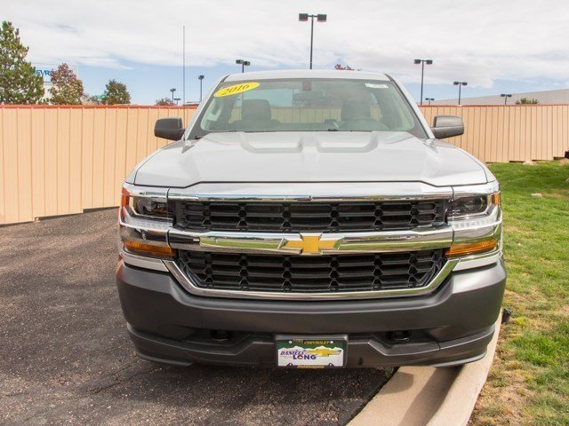 2016 Silverado 1500 Regular Cab 4x4, Pickup #V3858 - photo 7