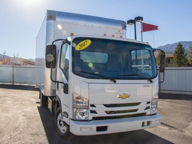 2017 LCF 4500HD Regular Cab, Supreme Dry Freight #W4084 - photo 6