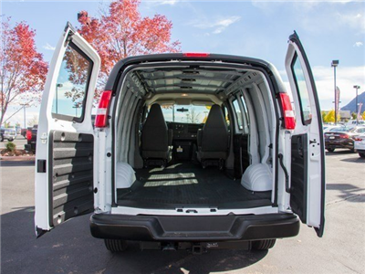2017 Express 3500, Cargo Van #W4086 - photo 2