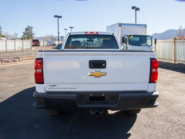 2017 Silverado 1500 Regular Cab 4x4, Pickup #W4095 - photo 2