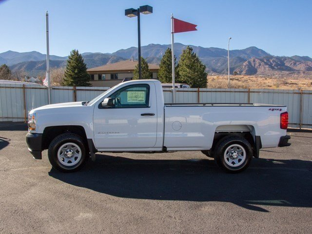 2017 Silverado 1500 Regular Cab 4x4, Pickup #W4095 - photo 5