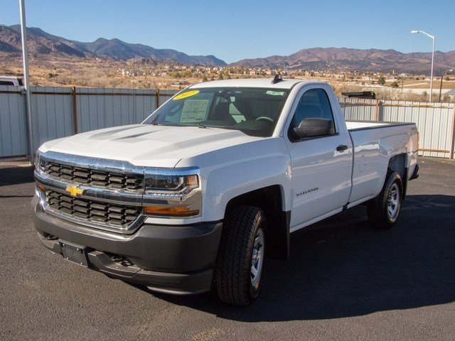 2017 Silverado 1500 Regular Cab 4x4, Pickup #W4095 - photo 6