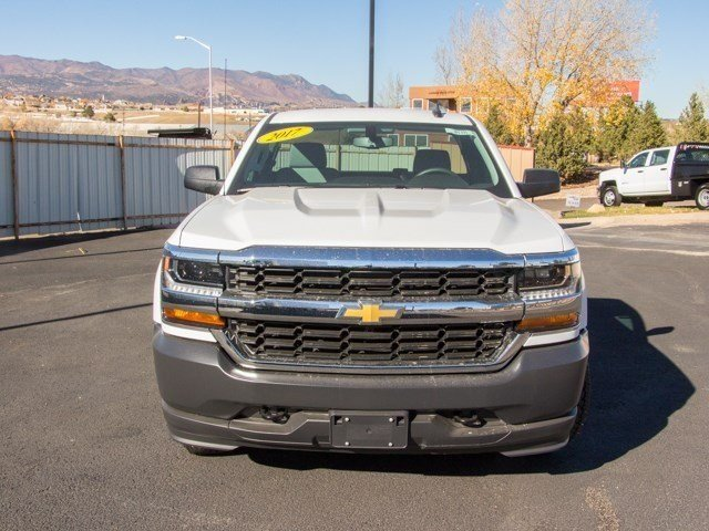 2017 Silverado 1500 Regular Cab 4x4, Pickup #W4095 - photo 7