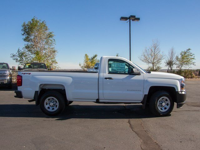 2017 Silverado 1500 Regular Cab 4x4, Pickup #W4125 - photo 4
