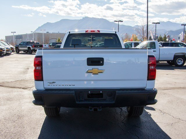2017 Silverado 1500 Regular Cab 4x4, Pickup #W4125 - photo 2
