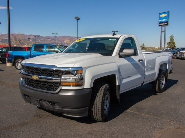 2017 Silverado 1500 Regular Cab 4x4, Pickup #W4125 - photo 7
