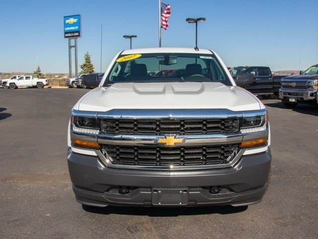 2017 Silverado 1500 Regular Cab 4x4, Pickup #W4125 - photo 8
