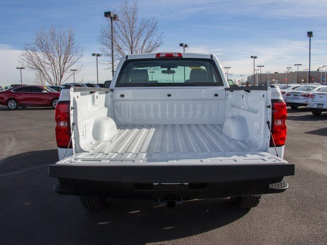 2017 Silverado 1500 Regular Cab 4x4 Pickup #W4347 - photo 5