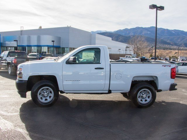 2017 Silverado 1500 Regular Cab 4x4 Pickup #W4347 - photo 6