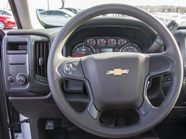 2017 Silverado 1500 Regular Cab 4x4 Pickup #W4347 - photo 14