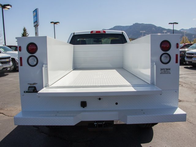 2017 Silverado 2500 Regular Cab 4x4, Knapheide Service Body #W4514 - photo 5