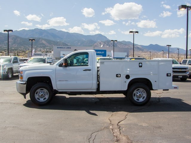 2017 Silverado 2500 Regular Cab 4x4, Knapheide Service Body #W4514 - photo 6
