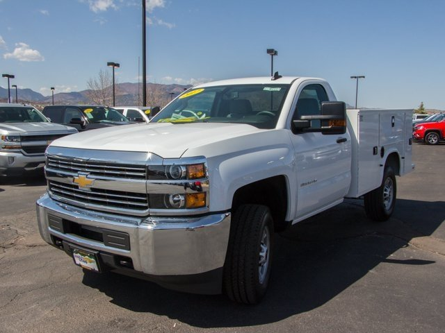 2017 Silverado 2500 Regular Cab 4x4, Knapheide Service Body #W4514 - photo 7
