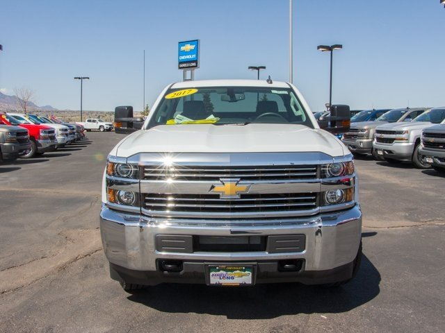2017 Silverado 2500 Regular Cab 4x4, Knapheide Service Body #W4514 - photo 8