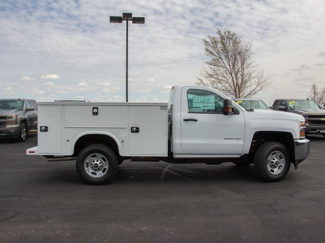 2017 Silverado 2500 Regular Cab 4x4, Knapheide Service Body #W4528 - photo 3