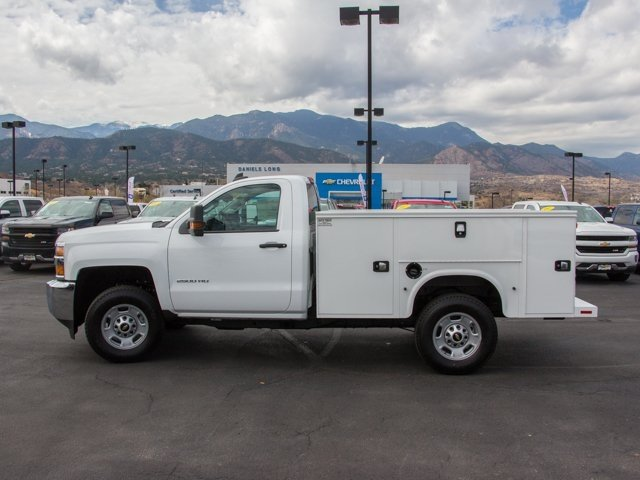 2017 Silverado 2500 Regular Cab 4x4, Knapheide Service Body #W4528 - photo 4